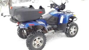 2012 Arctic Cat TRV 700