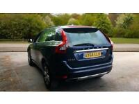 2014 Volvo XC60 D4 (181) SE with Rear Park Ass Manual Diesel Estate