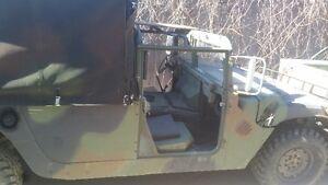 1987 AM General Hummer 2 door
