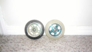 NORTH SCOOTER WHEELS 50 OBO