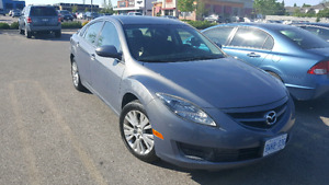 mazda 6 2010 No accident Sunroof - powered seat