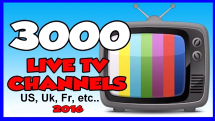 IPTV HD 3000* CHANNEL S