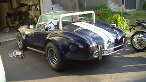 Shelby Cobra in great condition!