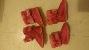 Infant/Toddler Boots Size 4