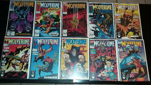 For Sale: Lot of Marvel Comics X-Men's Wolverine Gatineau Ottawa / Gatineau Area image 2