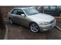Lexus IS 200 2.0 Sport 1999 NEW MOT HISTORY