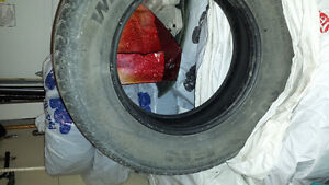 4 old winter tires West Island Greater Montréal image 4