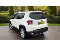 2016 Jeep Renegade 1.6 Multijet Limited 5dr Manual Diesel Hatchback