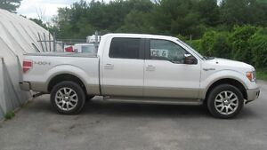 2010 Ford F-150 King Ranch Edition 4x4