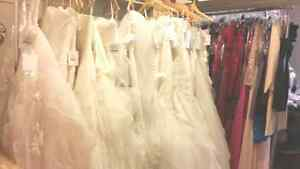 New Dresses at Bridal At The Match Factory