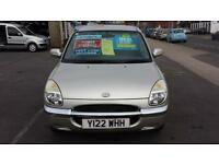 2001 DAIHATSU SIRION 1.0 EL Automatic 5 Door From GBP1,695 + Retail Package