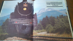 150 Years of Canadian Railroads, Bernie Fitzsimons, 1984 Kitchener / Waterloo Kitchener Area image 2