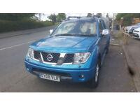 2008 Nissan Navara 2.5 dCi Outlaw * 1 Previous Owner * 90k Miles * NO VAT