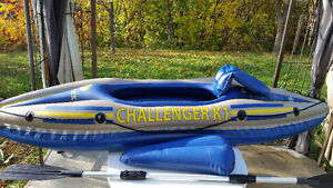 Kayak gonflable Intex 1, Challenger K1