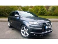2011 Audi Q7 3.0 TDI Quattro S Line With Bl Automatic Diesel Estate