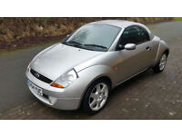 Ford Streetka 1.6 2004 Luxury PX Swap Anything considered