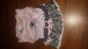 6-9 month old butterfly shirt  $2