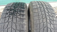 Michelin Xice 205 60 16 winter tires