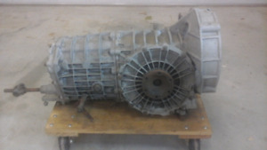 Porsche  930  911 turbo manual  transaxle transmission