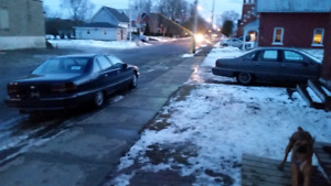 1991 Caprice Package Deal