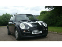 MINI Hatch 1.6 One 3dr +++ONLY 1 FORMER KEEPER+LOW MILES+++07704445634