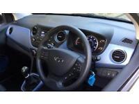 2015 Hyundai i10 1.2 SE 5dr Manual Petrol Hatchback