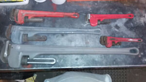 Pipe Wrenches for sale