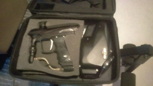 **speedball setup** Proto Rail Paintball marker