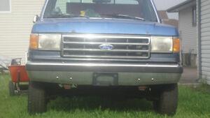 1989 Ford F-250 Pickup Truck