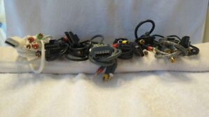 Accessory Cables for Xbox, Nintendo,Sony Camera