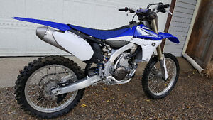 Yamaha YZ450F Pristine and powerful! This bike is for you!