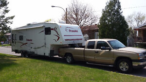 Roulotte Prowler 285 RLS 2006