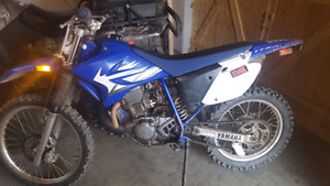 2005 ttr 230 with Papers