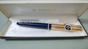 Parker 51 fountain pen New Old Stock Condition