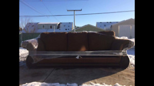 Couch - Used and in Good Condition