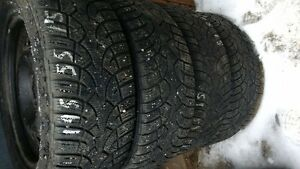 """sale on sets  of #4 '' Winter,A/S,Summer Tires """" great deals"""