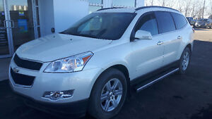 2011 Chevrolet Traverse 2LT SUV, PST Paid, Financing Available