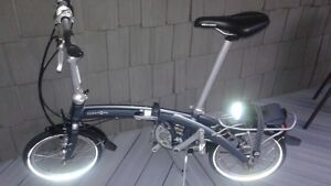 2 New Dohon Foldup Bicycles purchased in the Nederlands