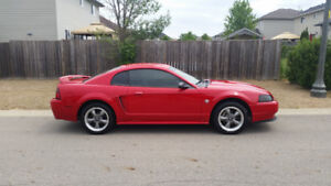 1999 Mustang GT Coupe - 35th Anniversary - Excellent Condition