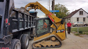 Bobcat rental, low rates! Rent Skid steers & mini excavator