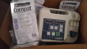 Compat Enteral Feed Pump with Tubing