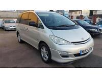 2003 TOYOTA PREVIA 2.0 D 4D T3 7 SEATER