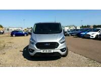 2019 Ford Transit Custom 300 L1 Diesel Fwd 2.0 EcoBlue 130ps Low Roof Limited Va