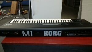 Korg M1 Synth Keyboard
