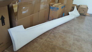 Sideskirt civic 1992-1995 HB lips lateral