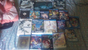 Ps vita limited edition games