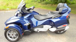 Du plaisir en vue !! Can-AM Spyder RT SM5 (2010)