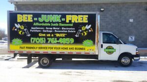 ♻️ Junk Removal - Single items to full estate clean outs ♻️