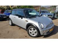 2005 Mini Cooper 1.6 (Pepper) ONE OWNER*LOW MILEAGE*ELECTRIC PANORAMIC ROOF