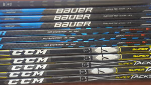 Pro Stock Hockey Stick Sale - All right handed